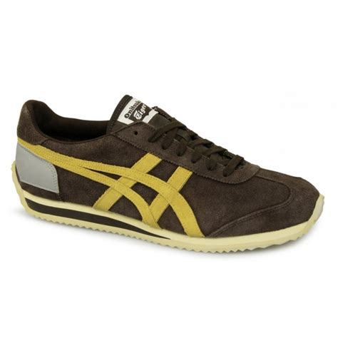 Sepatu Pria Onitsuka Tiger Classic Sport Casual Running 1 onitsuka tiger california 78 su vin mens retro suede running shoes brown yellow ebay