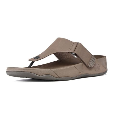 fitflop trakk ii chocolate brown fitflop from nicholas thomson uk