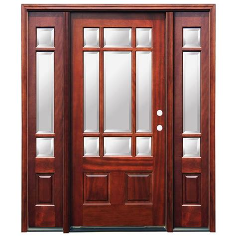 home depot exterior door wood doors front doors doors the home depot