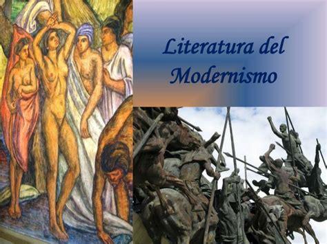 imagenes sensoriales del modernismo mc literatura del modernismo y vanguardismo