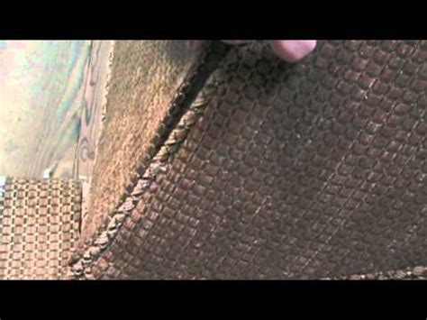 upholstery tack strip upholstery how to use tack strip to close up upholstered