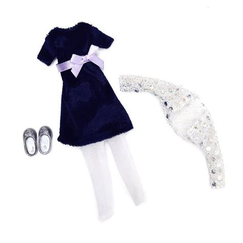 can lottie dolls get blue velvet set lottie doll clothes and