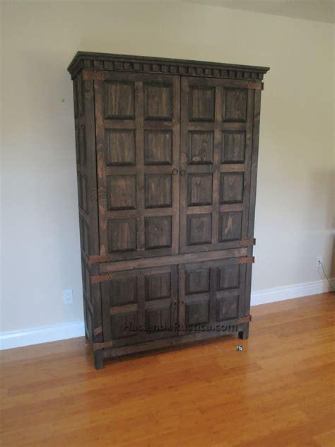 spanish armoire mexican furniture hacienda