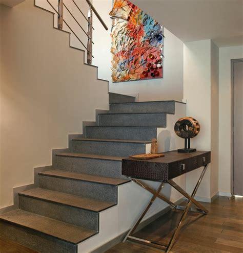 Comment Poncer Un Meuble 981 by Repeindre Escalier Bois Hj52 Montrealeast