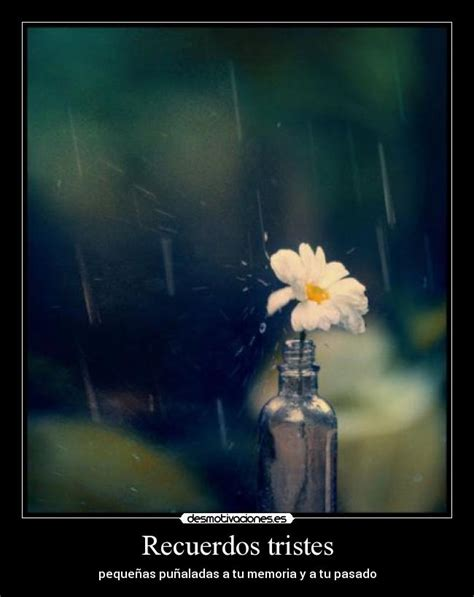 imagenes tristes recuerdos recuerdos tristes desmotivaciones