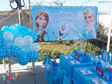 frozen themed cape town the b