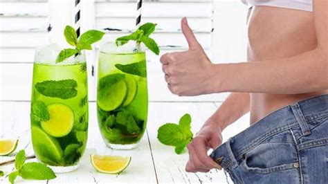 Flush Out Detox by Flush With This Refreshing Green Detox Drink