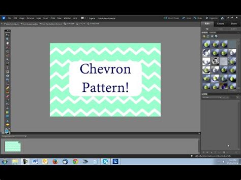 create pattern in photoshop elements easy photoshop elements pattern tutorial how to make a