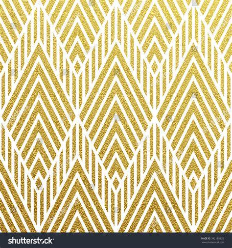 gold pattern for illustrator geometric gold glittering seamless pattern on white