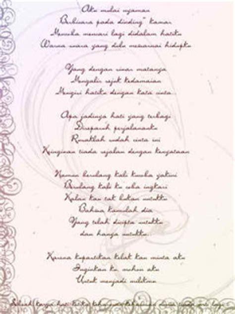 cara membuat puisi tips membuat puisi dan kata romantis karya sastra romantis