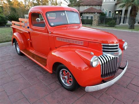 1946 chevrolet truck for sale 1946 chevrolet 1 2 ton for sale classiccars