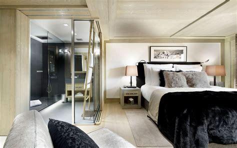 shower in bedroom bathroom shower glass walls bedroom ski chalet in