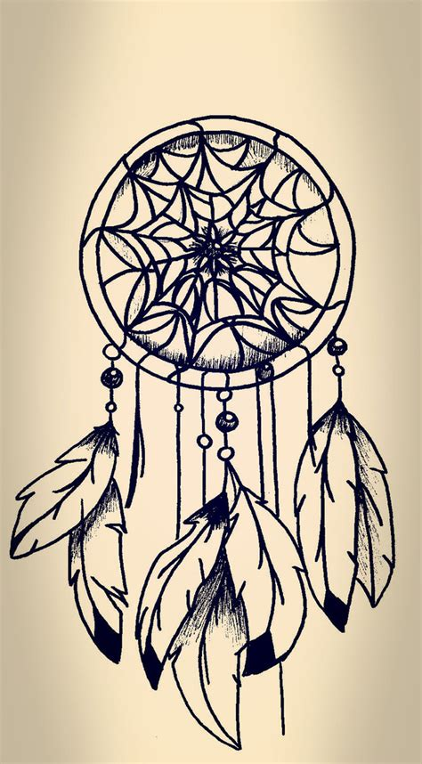 dreamcatcher web pattern meaning dream catcher tattoo stencil related keywords dream