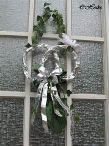 dekoration zur silberhochzeit silberhochzeit dekoration am haus kaosmt2
