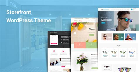 themes storefront storefront wordpress themes for online shops and store