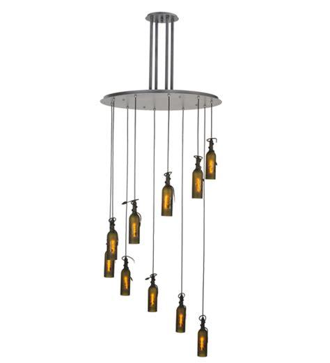 Wine Bottle Ceiling Light Wine Bottle Ceiling Light 10 Methods To Renew The Room Warisan Lighting