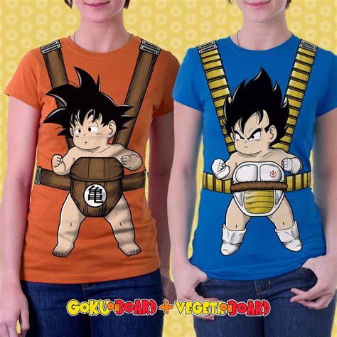 imagenes de goku bebe combox2 camiseta dragon ball z goku vegeta bebe hombre
