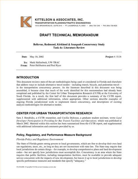 10 technical memo format loan application form