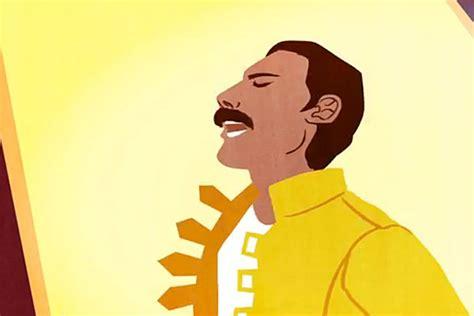 doodle do fred mercury freddie mercury doodle honors singer s birthday
