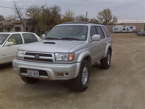2000 Toyota Forerunner 2000 Toyota 4runner Exterior Pictures Cargurus