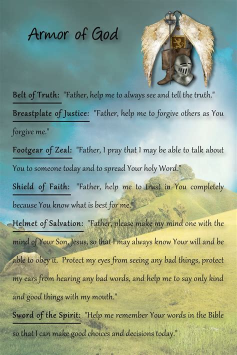 armoir of god armoir of god 28 images pin armor of god crafts on