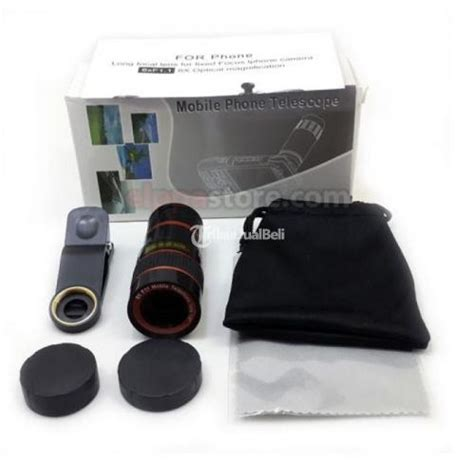 Lensa Kamera Hp Iphone lensa kamera handphone telescope 8x optical zoom iphone android bandung dijual tribun