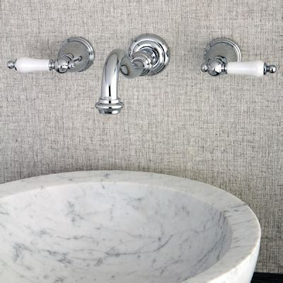 bathroom wall mount faucets bathroom faucets lavatory faucets kingston brass