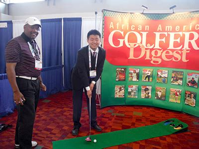 National American Mba by National Black Mba Conference American Golfer S