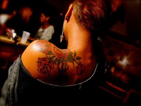 rose tattoos on back shoulder 65 trendy roses shoulder tattoos
