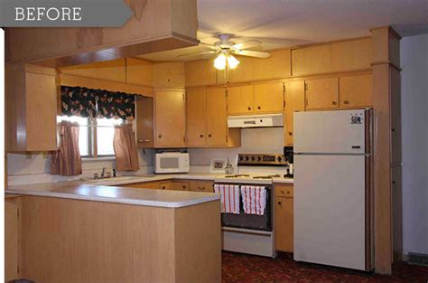 How To Remodel Kitchen Cabinets Cheap by Kitchen Remodeling On A Budget