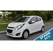 2015 Chevrolet Spark – Pictures Information And Specs