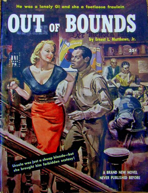 out of bounds pirie books sleazy digest books uni books