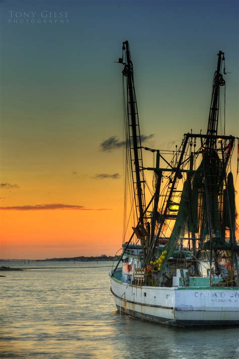 shrimp boat orange beach tony giese professional photographer daytona beach
