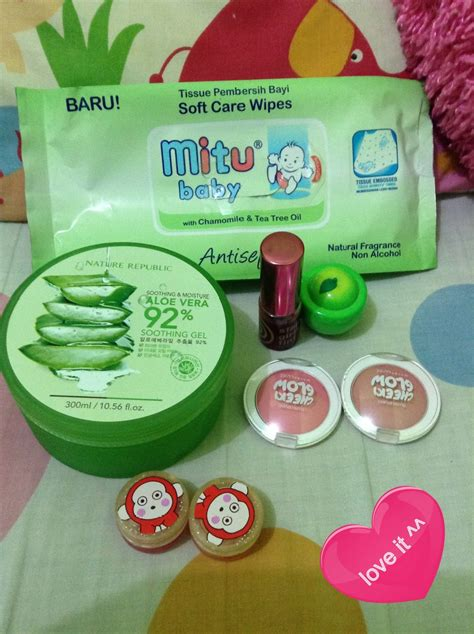 Harga Lip Tint Nature Republic always in my and