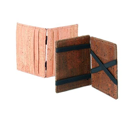 cork credit card holder template wallet credit card holder handmade from genuine