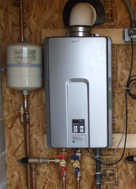 Water Heater Gas Rinnai rinnai tankless popoff valve problem terry plumbing
