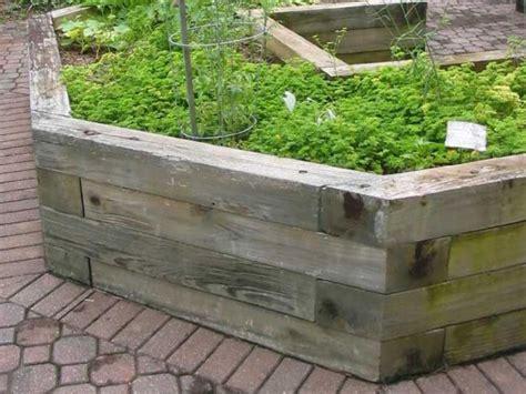 planter design easier gardening for seniors diy