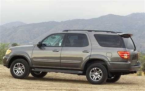 2004 Toyota Sequoia Towing Capacity Used 2004 Toyota Sequoia For Sale Pricing Features