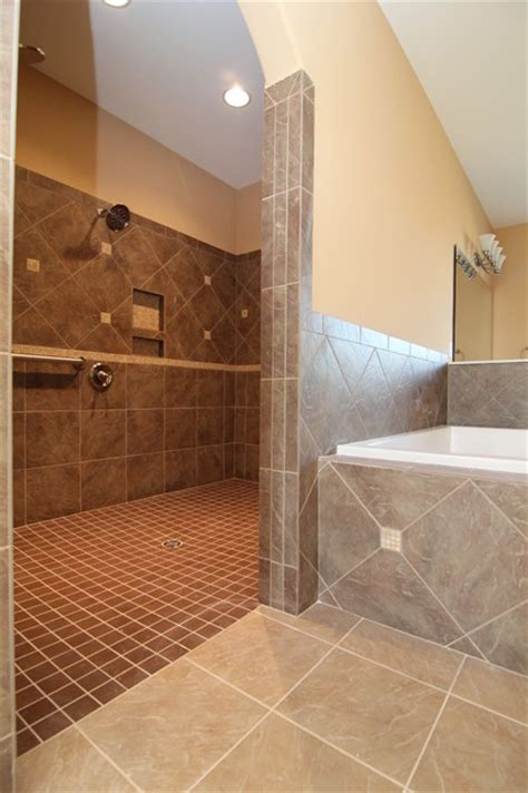 Wheelchair Accessible Showers by Wheelchair Accessible Shower Traditional Bathroom