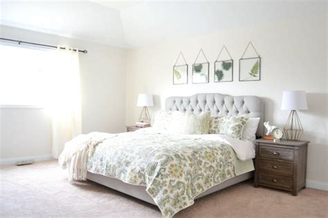 World Market Bedroom by Master Bedroom Makeover The Cofran Home