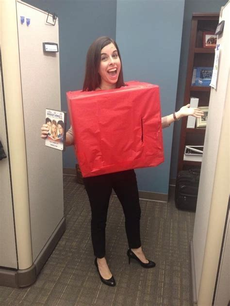 Simple Halloween Costumes To Wear At Work