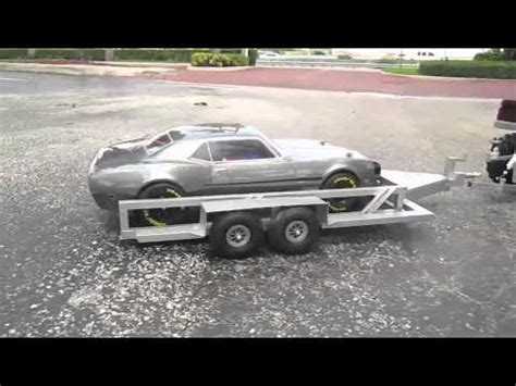 rc sw boat electric rc utility trailer ibowbow