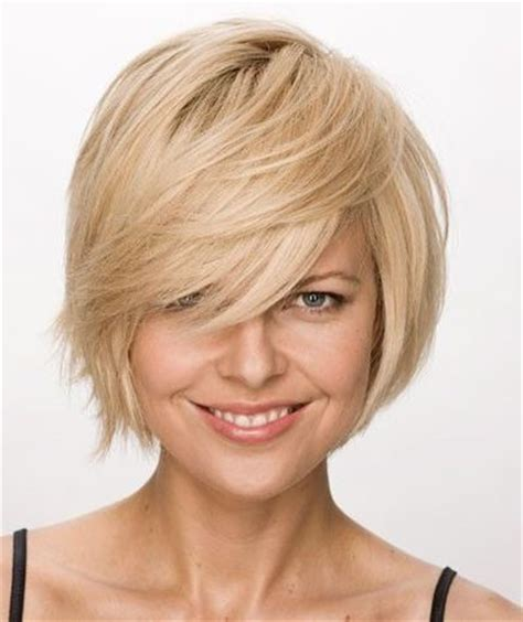 blow dry hairstyles for women over 50 short textured bob for thicker hair blow dry forward with