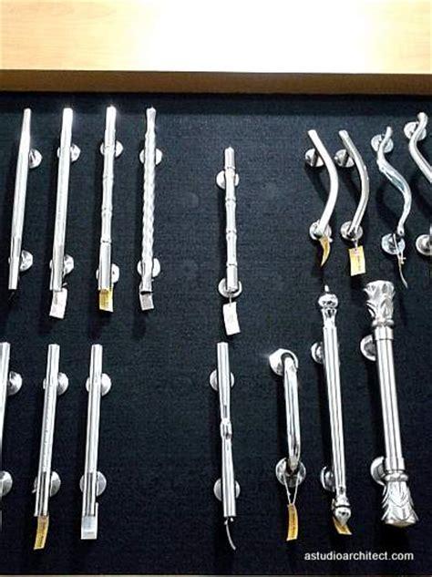Pena Premium Gaya Klasik berbagai jenis handle pintu dengan dan tanpa pengunci arsitektur rumah tinggal dan desain interior