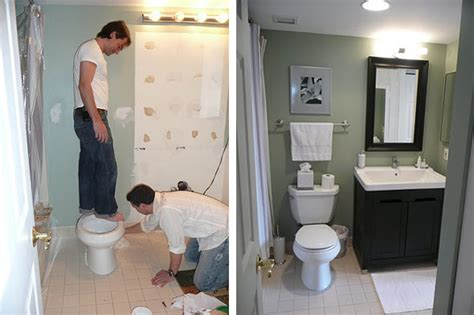 bathroom diy renovations how to