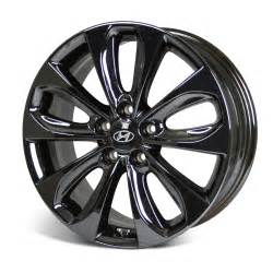 hyundai oem chrome wheels chrome creations chrome