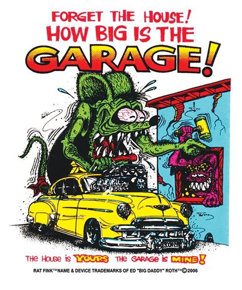 Car Signboard Tempelan Kaca Rat Fink Big 17 best images about rat fink on model kits chevy and