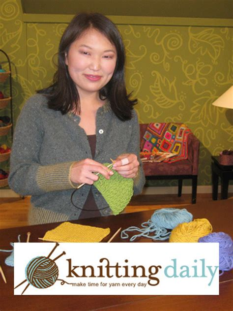 knitting daily tv show knitting daily tv listings tv schedule and episode guide