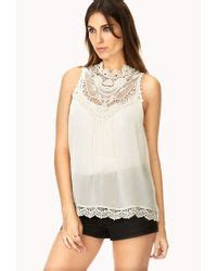 Gfa 21 Lace Valentino Classic Shoes 1 forever 21 classic crocheted lace blouse you ve been added