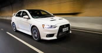 Mitsubishi Lancer 2016 Mitsubishi Lancer Evolution X Review Edition Caradvice